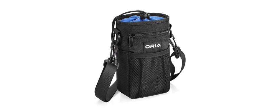 Oria Dog Treat Bag
