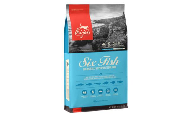 Orijen 6 Fish Grain-Free Formula