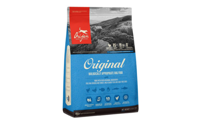 Orijen Premium Quality Meat Dry Dog Food