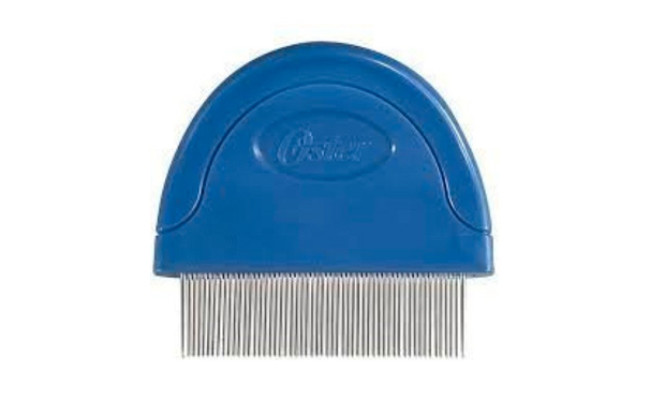 Oster Animal Care Comb & Protect Flea Comb for Cats