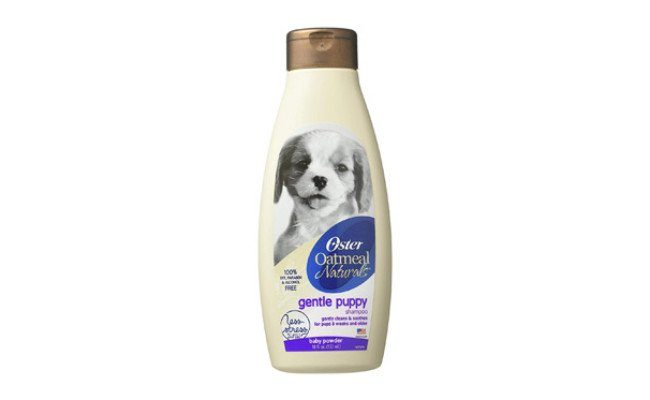 Oster Oatmeal Essentials Shampoo for Puppies