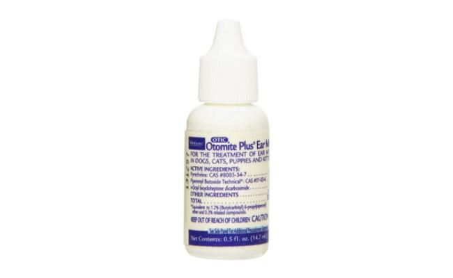 Otomite Plus Ear Mite Treatment