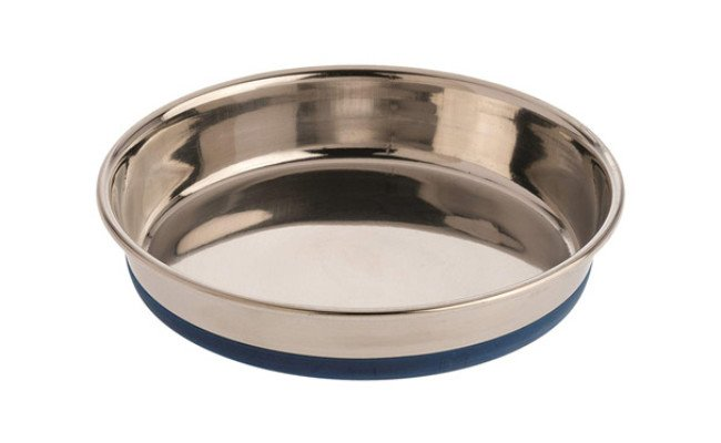 Our Pets Stainless Steel Cat Water Bowl