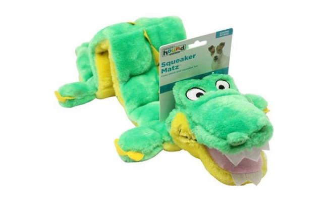 Outward Hound Squeaker Matz Squeaky Dog Toy
