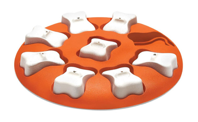 Outward Hound Puzzle Game Dog Toys