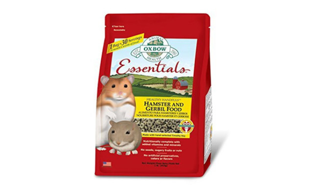 Oxbow Animal Health Hamster Food