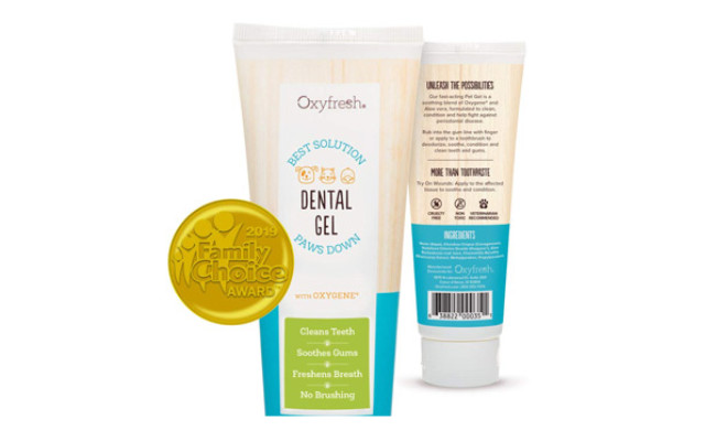 Oxyfresh Pet Toothpaste For Cats