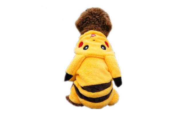 PAWZ Road Cartoon Design Dog Pokemon Costume