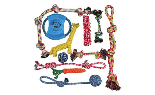 Pacific Pups Products Indestructible Dog Toys