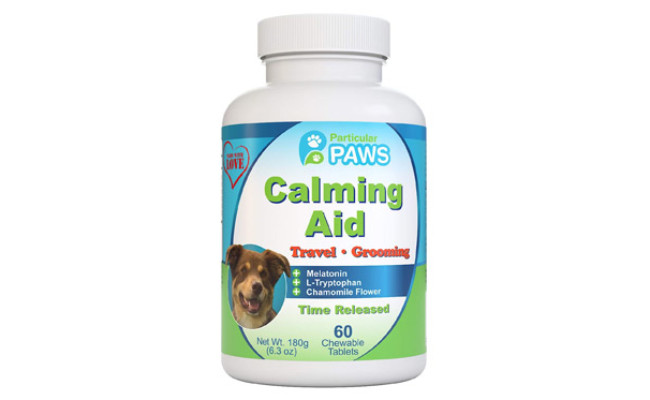 Particular Paws Dog Calming Aid - Time Release