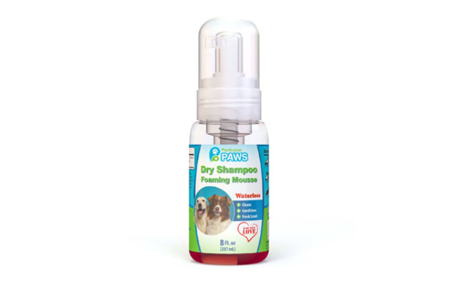 Particular Paws Dry Shampoo for Dogs