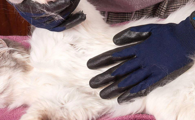 Pat Your Pet Grooming Gloves