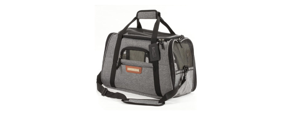 Pawfect Pets Airline Approved Dog Carrier