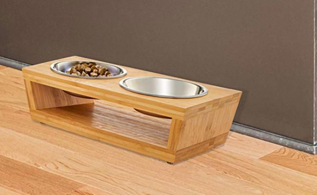Pawfect Pets Raised Dog Bowls