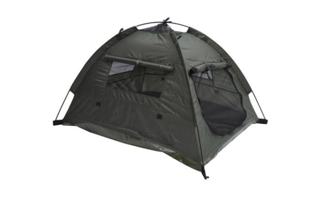 Pawhut Outdoor Camp Pop Up Dog Camping Tent
