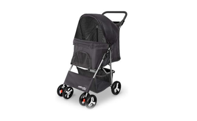 Paws & Pals Elite Jogger Cat Stroller