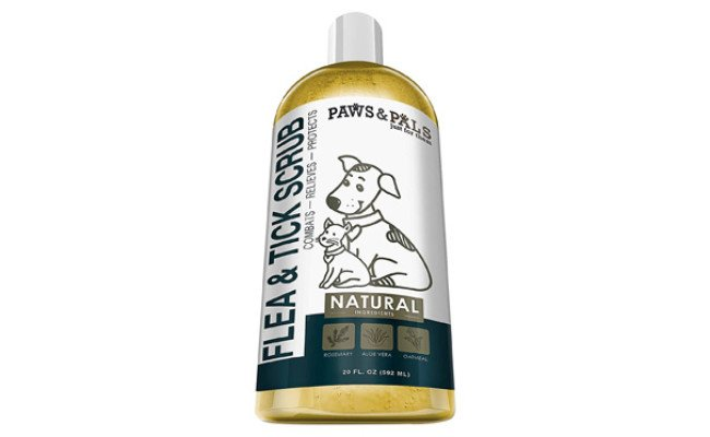 Paws & Pals Flea and Tick Shampoo for Cats
