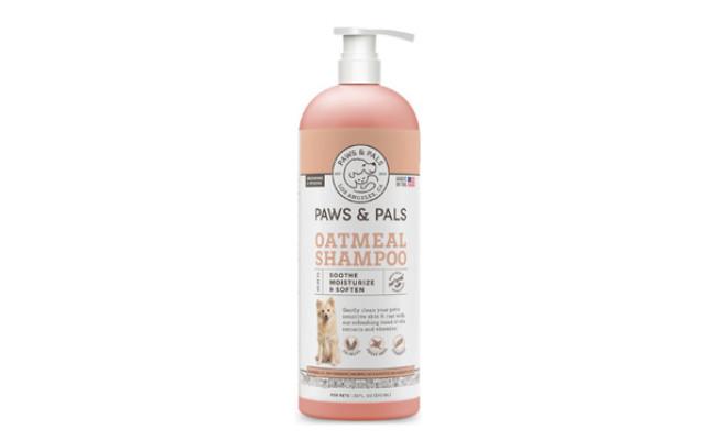 Paws & Pals Oatmeal, Shea Butter & Aloe Vera Shampoo
