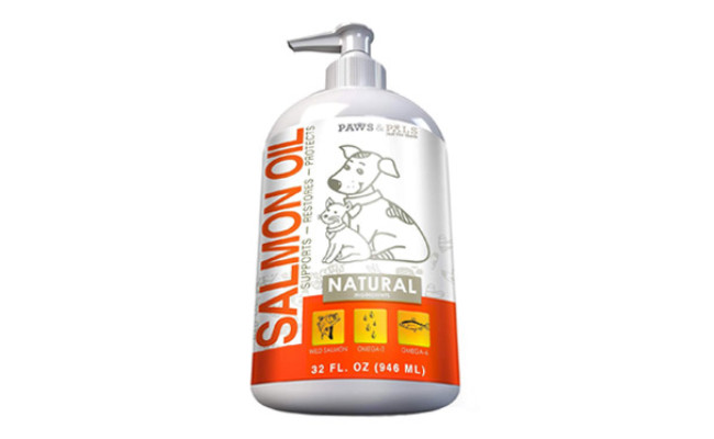 Paws & Pals Salmon Fish Oil for Dogs
