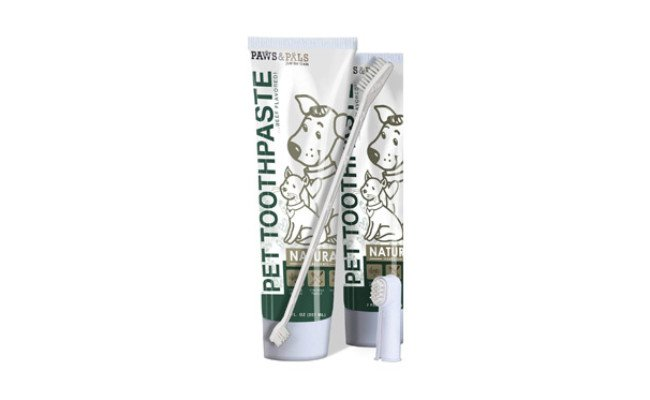 Paws & Pals Toothpaste for Dogs Teeth Cleaning