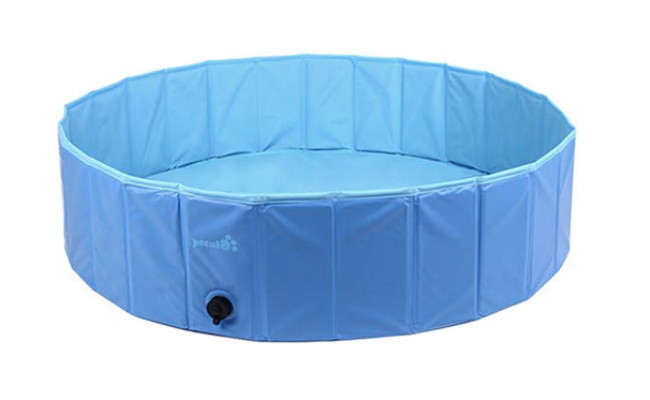Pecute Foldable Dog Bath Pool