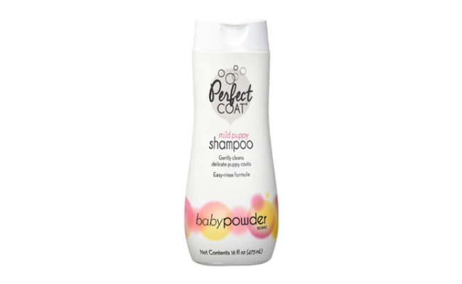 Perfect Coat Pampered Puppy Shampoo