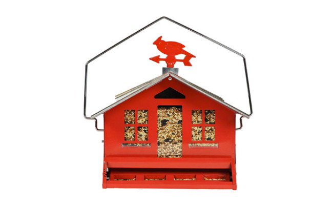 Perky Pet House Bird Feeder