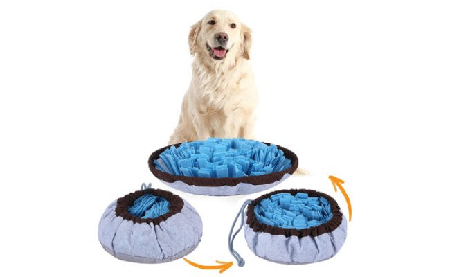 Pet Arena Adjustable Snuffle mat for Dogs