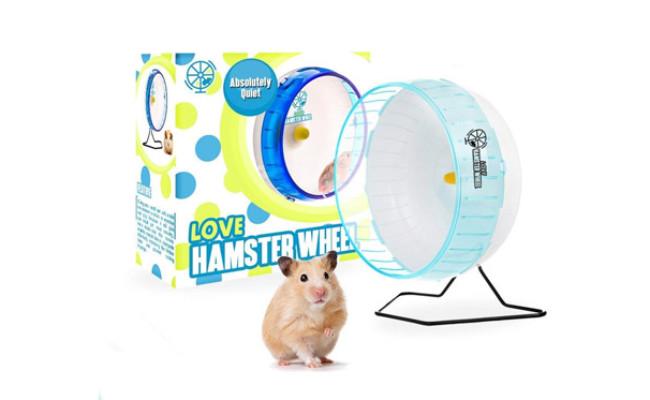 Hamster Pet Comfort Exercise Wheel