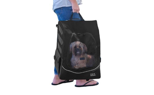 Pet Gear I-GO2 Roller Backpack