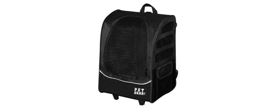Pet Gear I GO2 Roller Dog Backpack