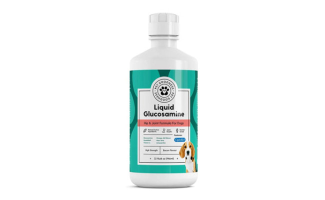 Pet Goodness Liquid Glucosamine for Dogs