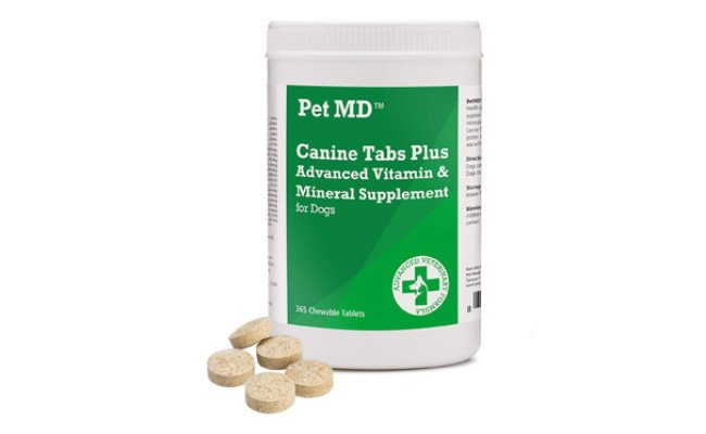 Pet MD Nutritional Supplement for Older Dogs