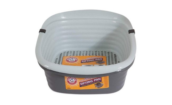 Pet Mate Large Sifting Cat Litter Box