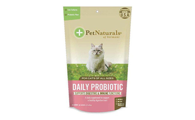 Pet Naturals of Vermont Daily Probiotic for Cats