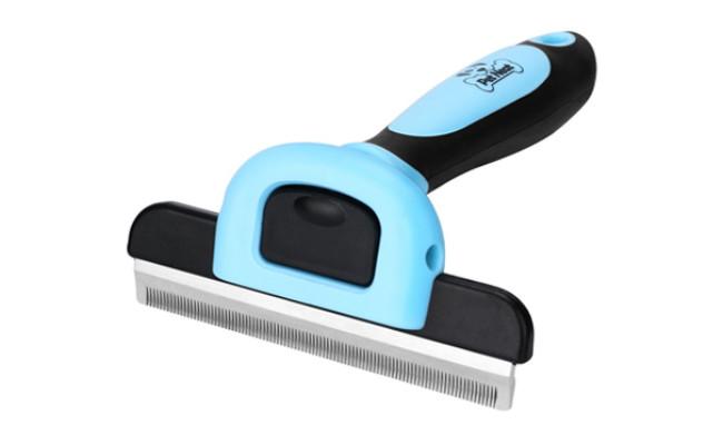 Pet Neat dog grooming brush