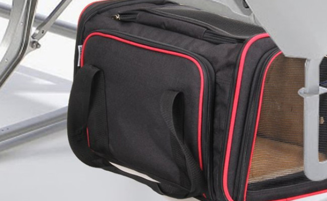 Pet Peppy Premium Expandable Cat Carrier