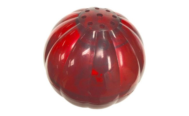 Pet Qwerks Blinky Babble Ball Dog Toy