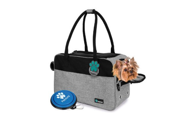 PetAmi Airline Approved Dog Purse Carrier