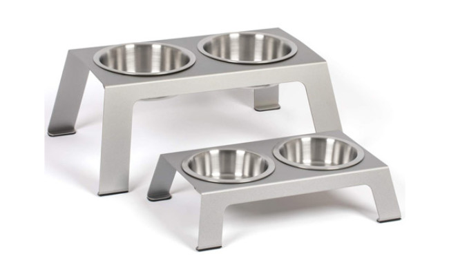 PetFusion Elevated Cat Water Bowl