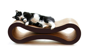 PetFusion Ultimate CatScratcher Lounge