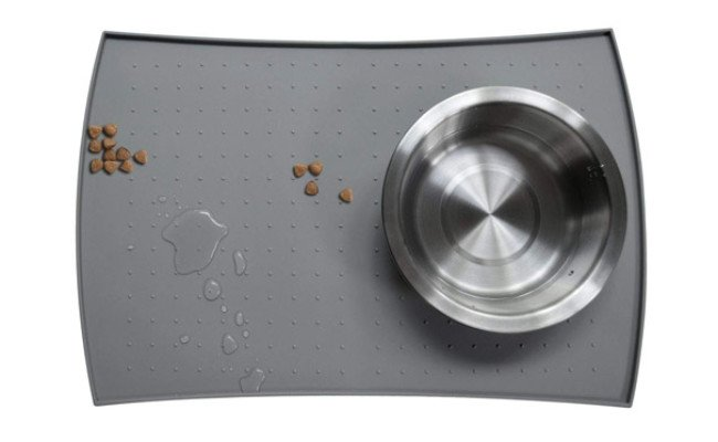 PetFusion Waterproof Dog Food Mat