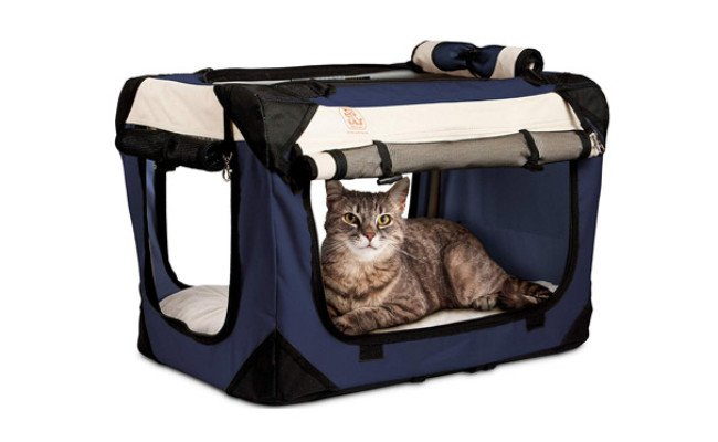 PetLuv Soft Sided Cat Carrier