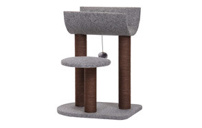 PetPals Cat Scratching Tower