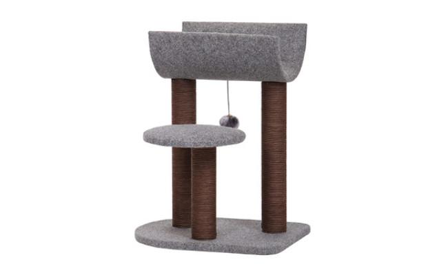PetPals Cat Scratching Tower