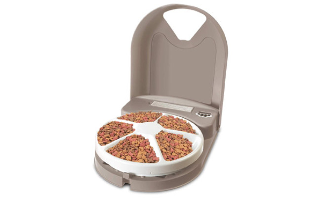 PetSafe 5-meal Automatic Dog Feeder