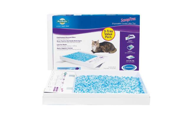 PetSafe Dustless Cat Litter