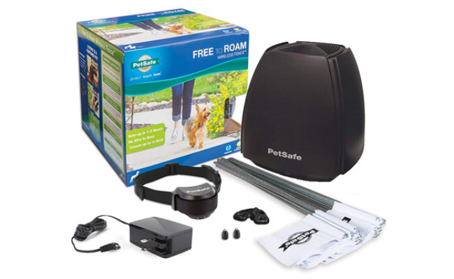 PetSafe Free to Roam Dog Wireless Fence