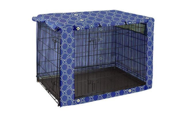 Pethiy Dog Crate Cover