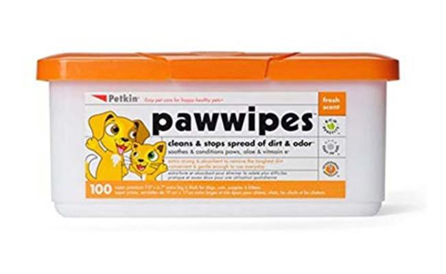 Petkin Dog Wipes